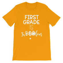 First Grade Is FaBOOlous TShirt