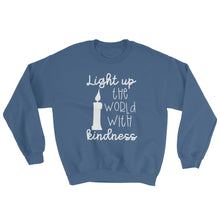 Light Up The World With Kindness Crewneck Sweatshirt