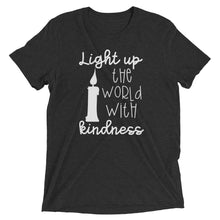 Light Up The World With Kindness Tri-Blend Shirt