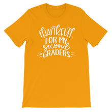 Thankful For My Second Grader TShirt