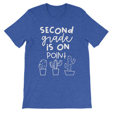 Second Grade Is On Point T-Shirt