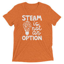 STEAM Is Not An Option TriBlend T-Shirt