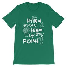 The Third Grade Team Is On Point T-Shirt