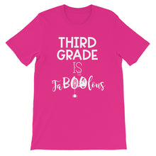 Third Grade Is FaBOOlous TShirt