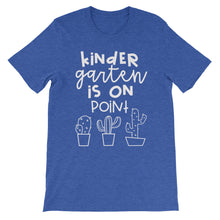 Kindergarten Is On Point T-Shirt