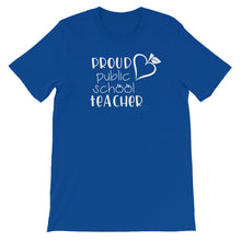 Proud Public School Teacher Shirt