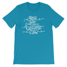 Praise God From Whom All Blessings Flow Shirt