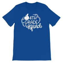 Fourth Grade Squad Shirt
