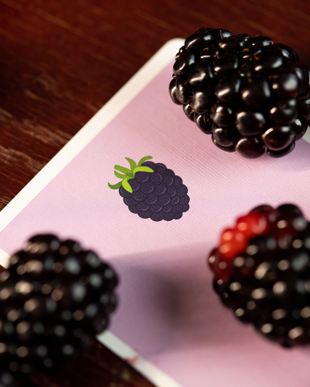 Blackberry Snacker