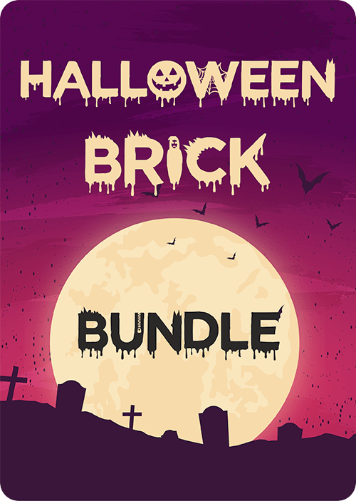 HALLOWEEN BRICK BUNDLE
