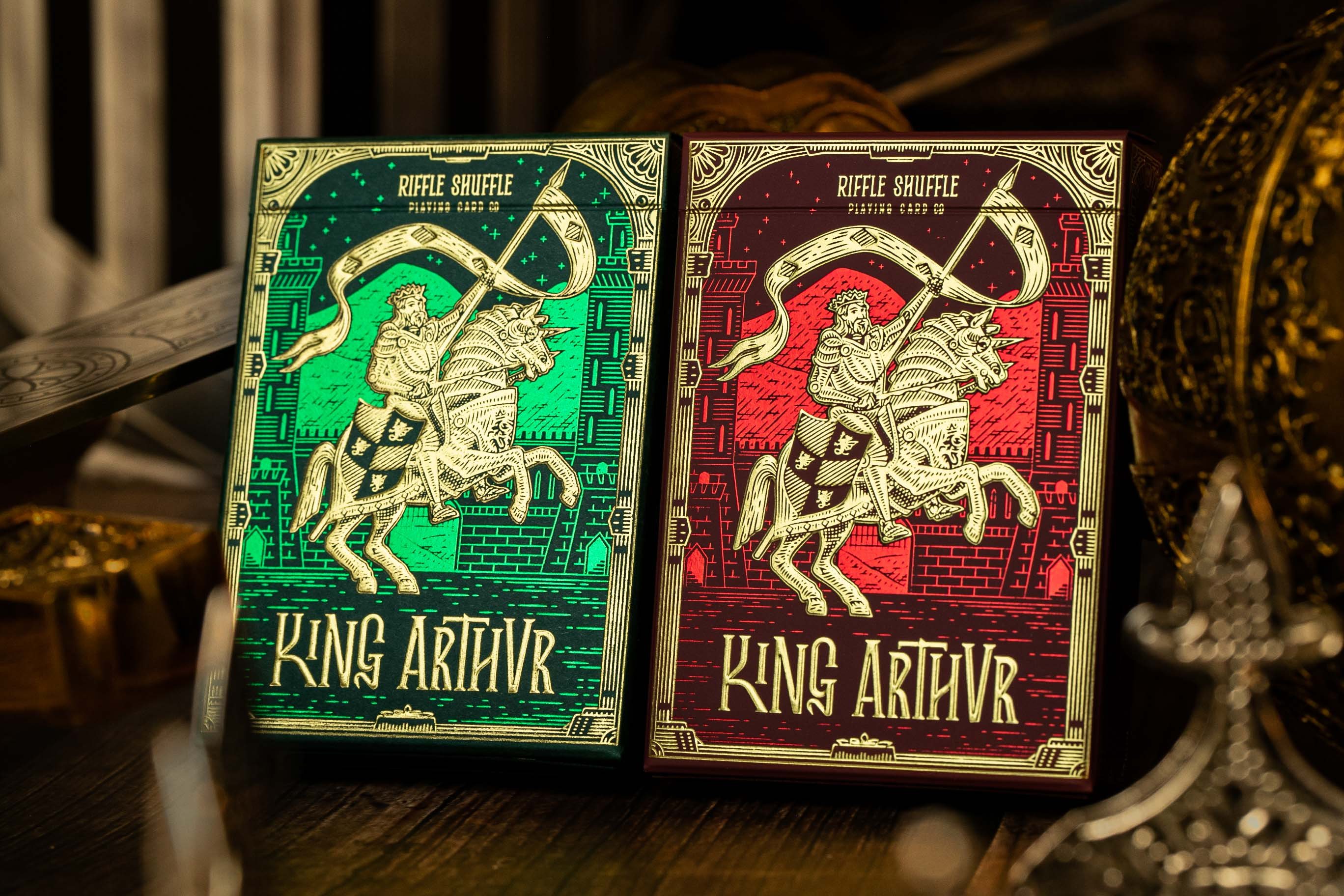 King Arthur Emerald Saga