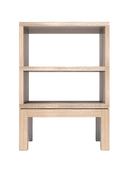 Huey Double Bedside Table - Bedside Table - The Natural Bedding Company