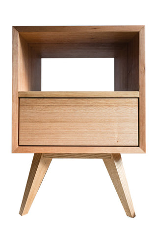 Anders Double Bedside Table - Bedside Table - The Natural Bedding Company