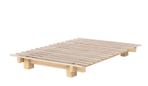 Basic 1 - Bed Frames - The Natural Bedding Company