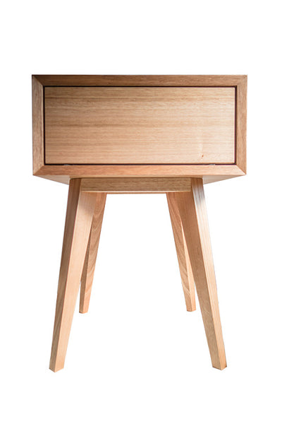 Anders Single Bedside Table - Bedside Table - The Natural Bedding Company
