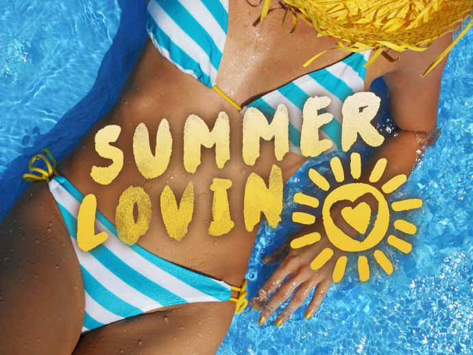 Summer Lovin... Our Summer Campaign has arrived!