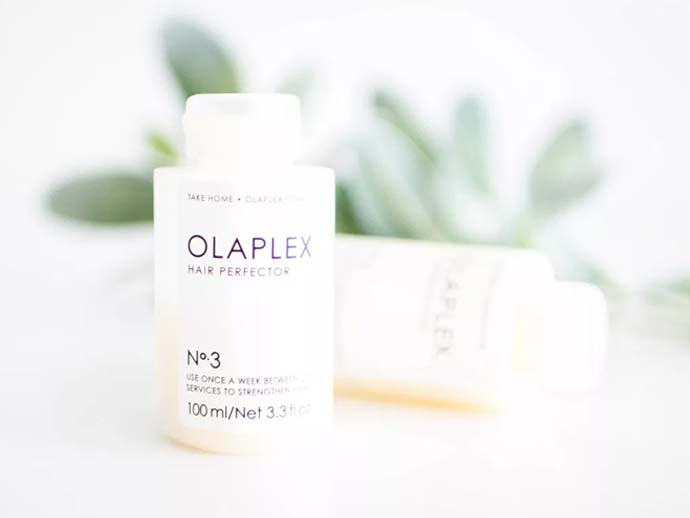 Olaplex... helping to prevent hair colouring breakages... now at The Boutik
