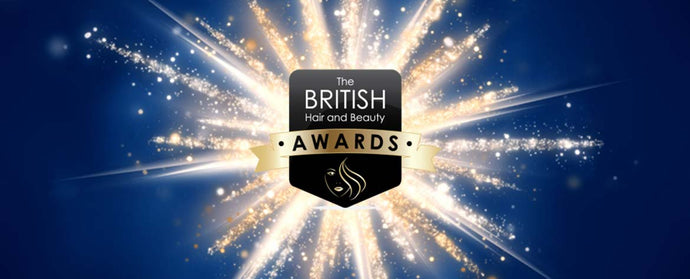 Finalists at The British Hair & Beauty Awards 2020