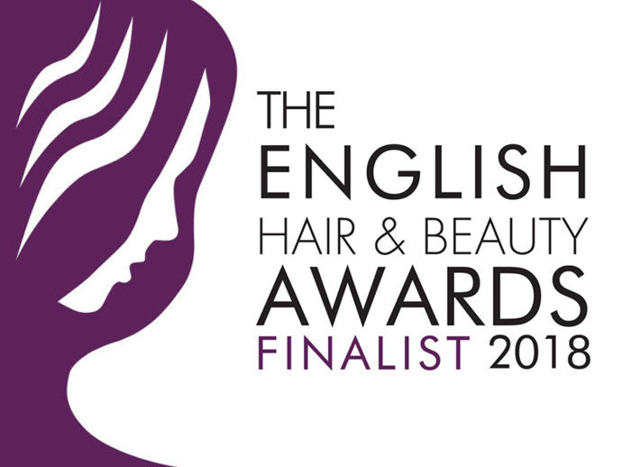 Hair Salon of The Year 2018 - Finalist Nomination!