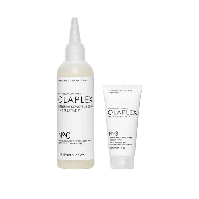Introducing Olaplex No.0