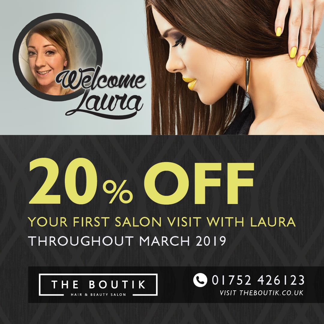 Welcome offer 20% OFF