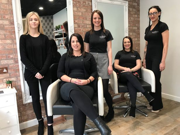 The Boutik Salon Team