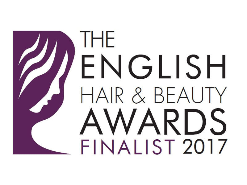 The English Hair & Beauty Awards Finalist 2017