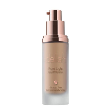 Delilah pure light Halo liquid radiance