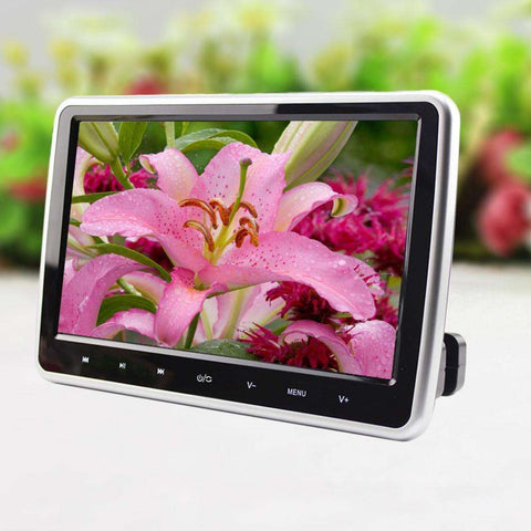 10 inch Car Headrest DVD Player LCD Screen Monitor
