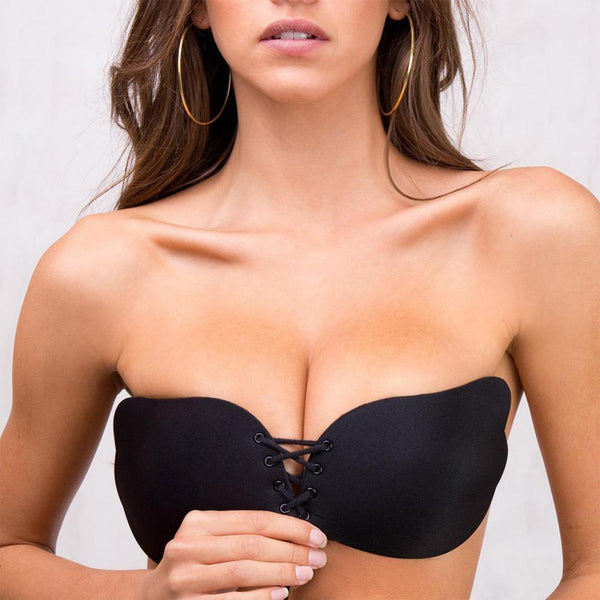 Strapless Pushup Bra - IntimateVibe