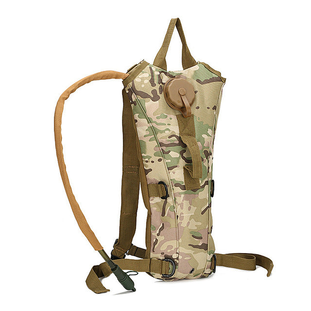 2.5L Tactical Hydration Water Backpack
