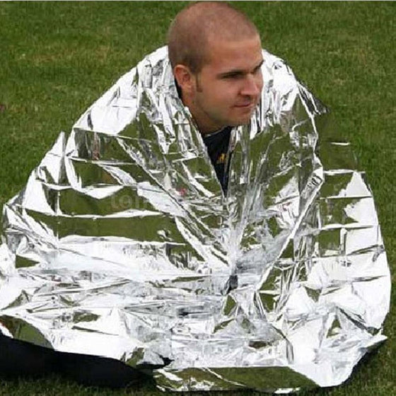 Portable Emergency Blanket