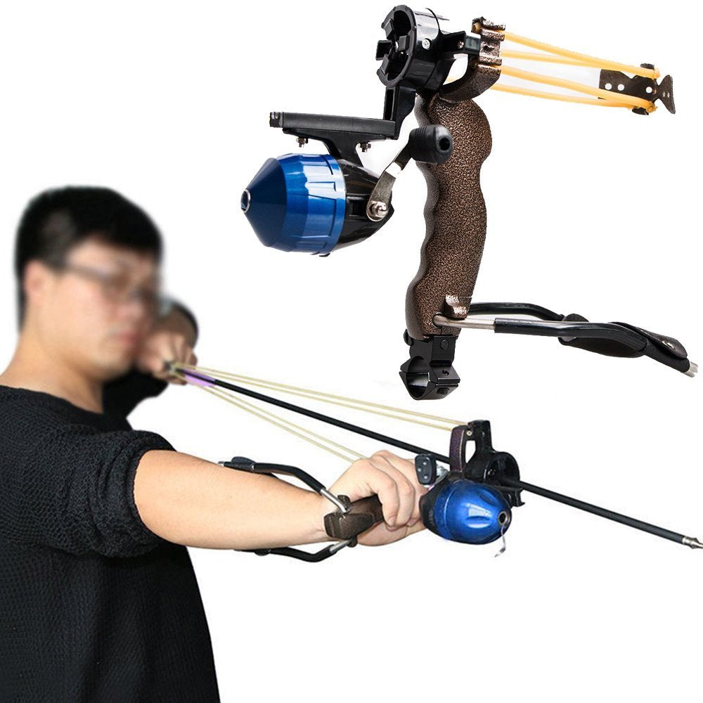 SlingBow Fishing Sling Shot