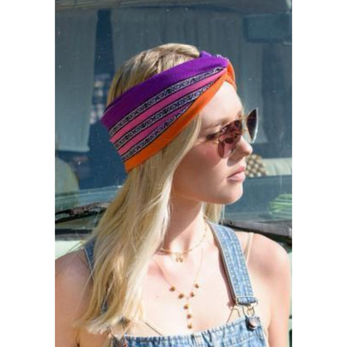 The Havana Stretch Turban