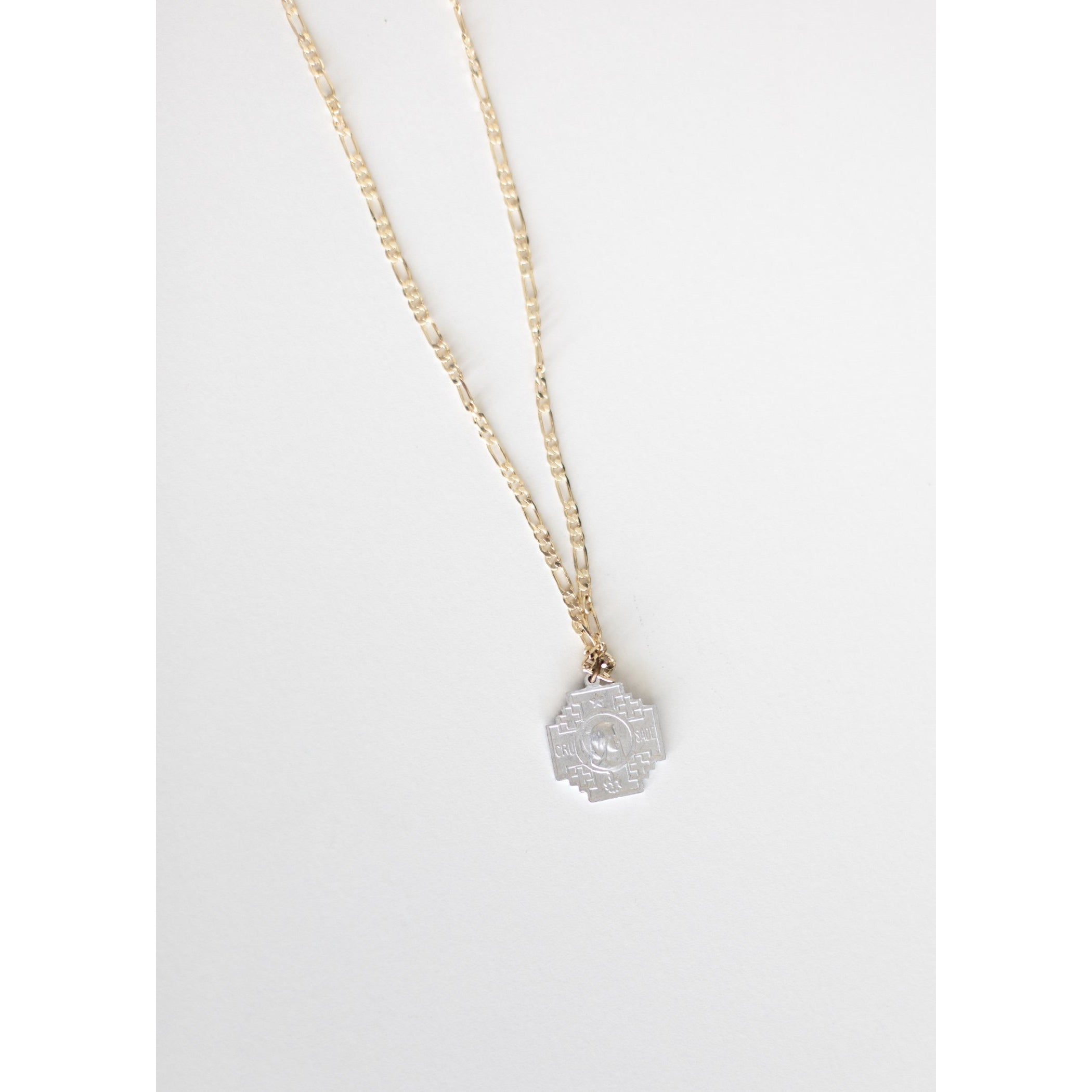 Victorious Resurrection Charm Necklace