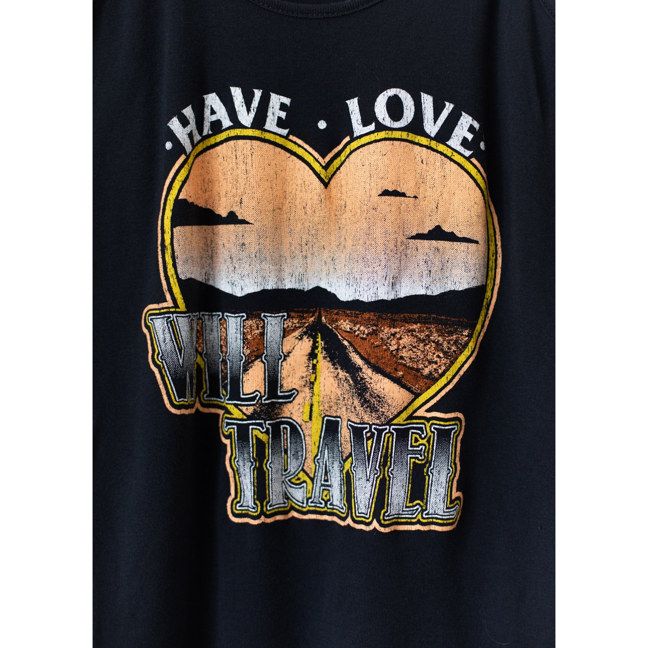 Have Love Will Travel Tank