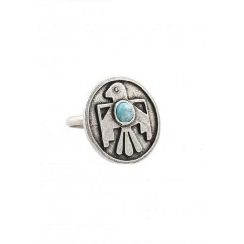 Porter's Thunderbird Ring