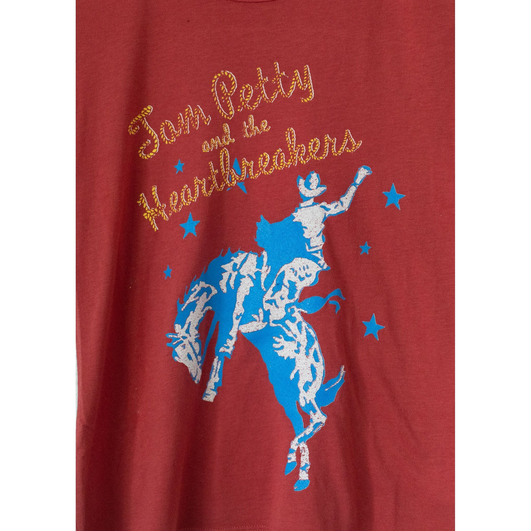 Tom Petty Out West Slim Tee