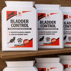 Bladder Support for Dogs & Cats - Helps with Urinary Tract Infections (Chicken Flavour Tablets)