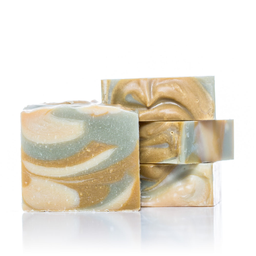 Motto Naturals Citrus Basil Clay Soap
