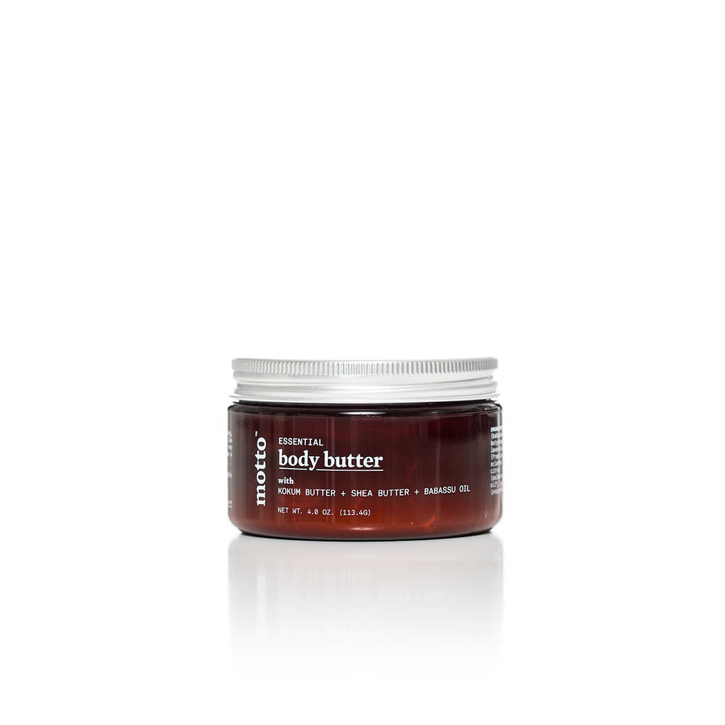 Motto Naturals Essential Body Butter
