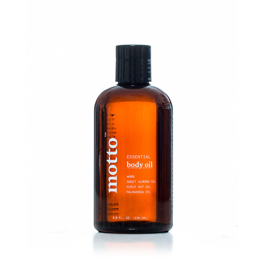 Motto Naturals Essential Body Oil