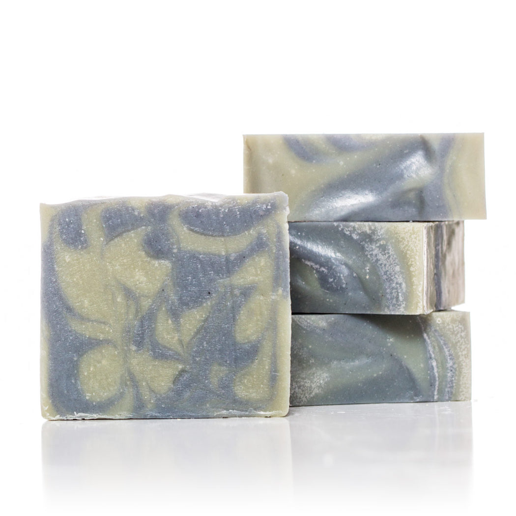 Motto Naturals Rosemary Lavender Clay Soap