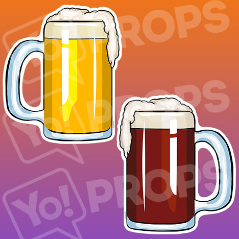 Drinking 2.0 Prop – Beer Mug