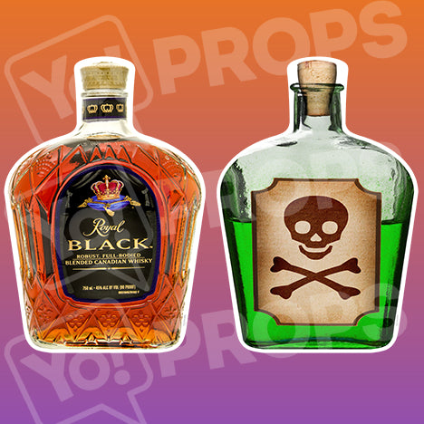 Bottle Prop – Whisky-Minh Royal/Poison Bottle