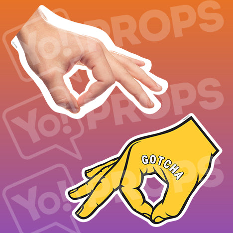 Adult 2.0 Prop – Circle Game Fingers