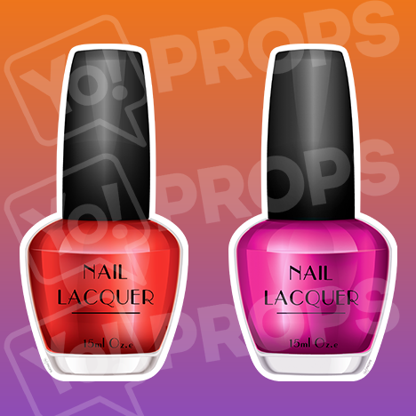 Beauty Props - Nail Polish