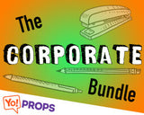 A Set Of (9) Signs – The Corporate Bundle