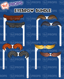 A Set Of (4) Sticks – The Eyebrow Bundle