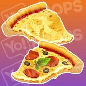 Food prop – Cheese/Pepperoni Pizza